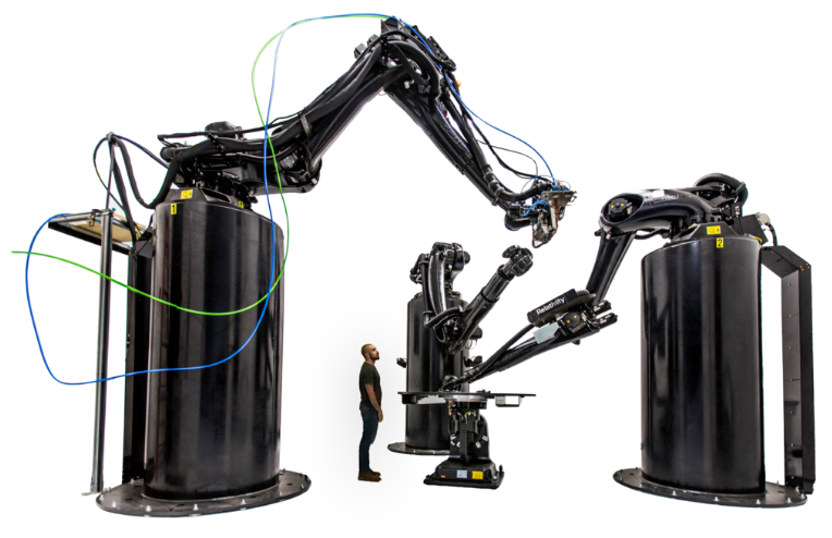 Relativity Space 3D Prints 11-Foot-Tall Fuel Tank with Stargate 3D Printer