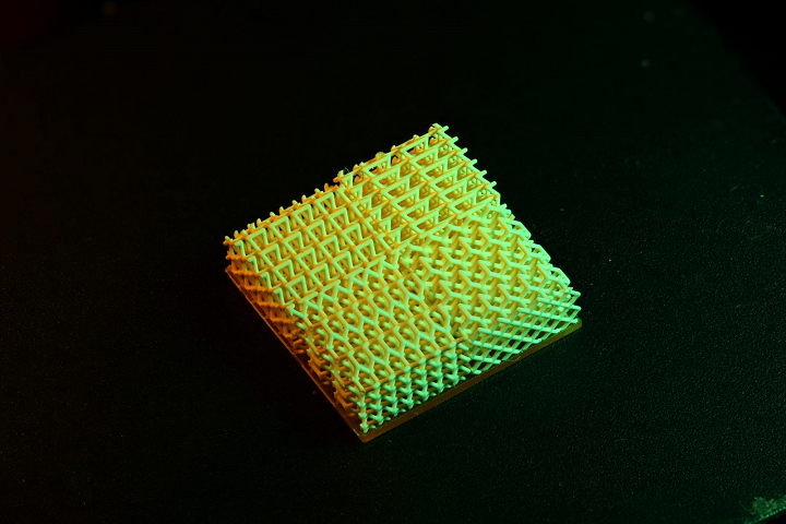 Virginia Tech Researchers Using a New Method to Create 3D Printed Piezoelectric Materials