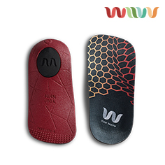 Wiivv Custom Fit Insoles - 3/4 Length
