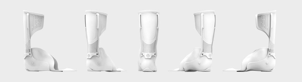 Australian Researchers Research Feasibility of 3D Printed Ankle/Foot Orthotics for Functionality & Comfort