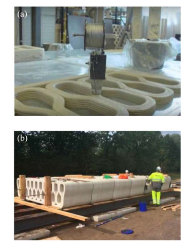 3D Printing with Cement: Novel Spray-Based mostly Supplies