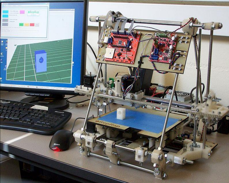 College of California Thesis: Reviewing 3D Printing in Building, Together with Mars