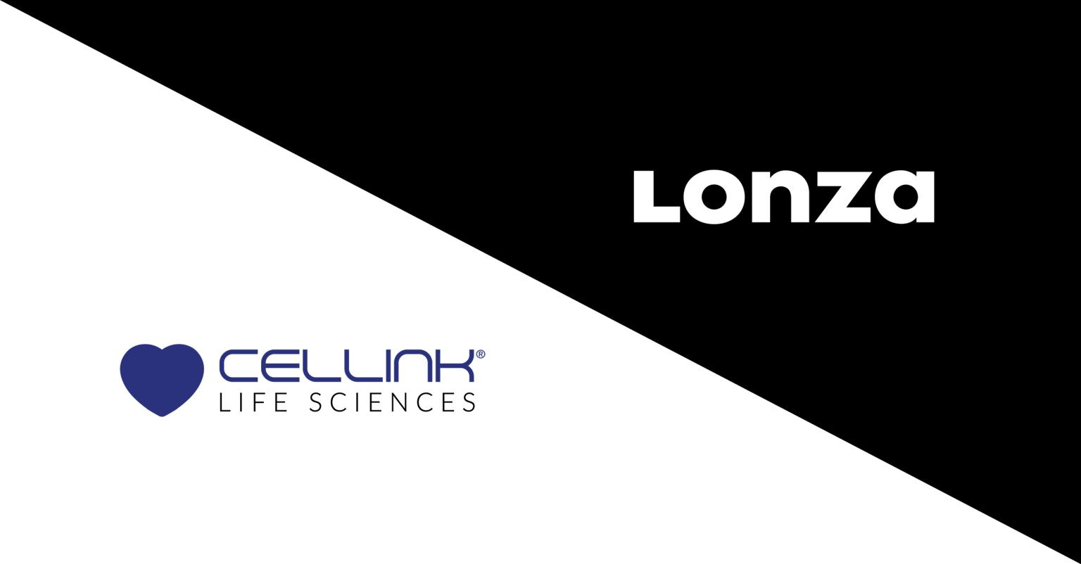 Cellink Groups with Lonza to Advance Bioprinting Cell Cultures