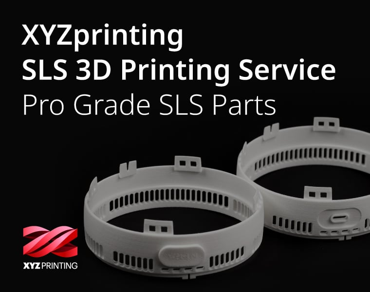 XYZprinting service